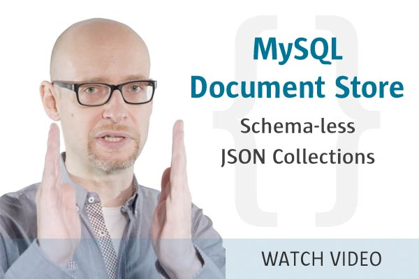 MySQL Document Store