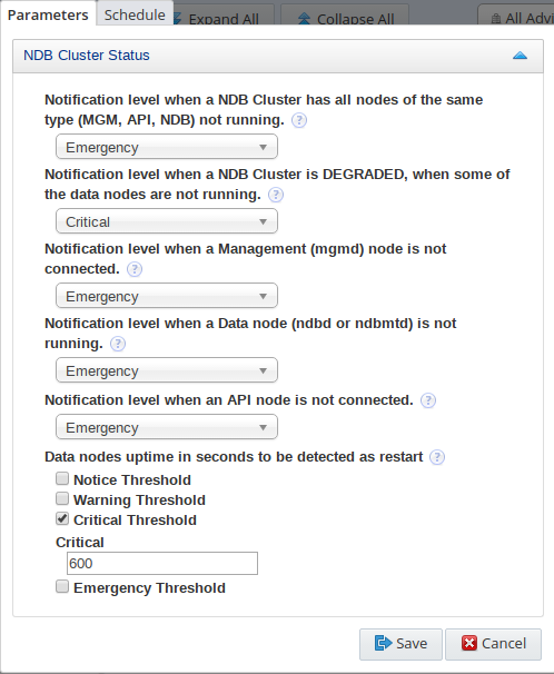 MySQL :: MySQL Enterprise Monitor 8 0 Manual :: 20 13 NDB Cluster