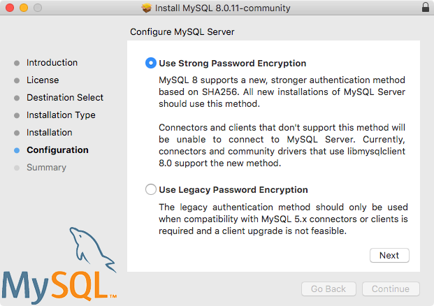 mysql installer for mac download