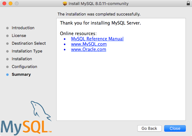 MySQL :: MySQL 8 0 Reference Manual :: 2 4 2 Installing MySQL on
