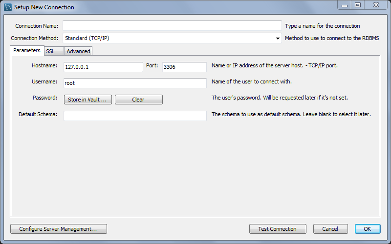 MySQL Workbench обзор и настройка соединения с MySQL