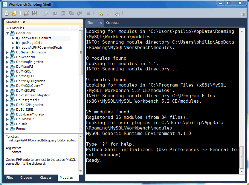 c программа для работы с mysql